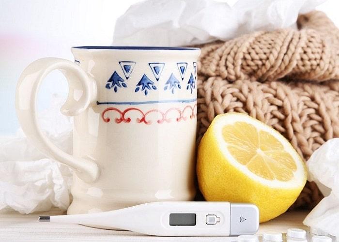 چایی لیمو عسل یکی از راه های درمان کرونا
