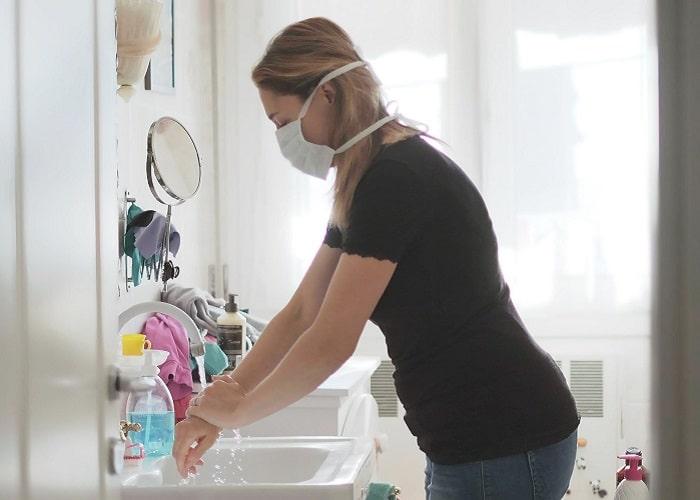 شستن صحیح و کامل دست ها، جلوگیری از ابتلا به ویروس کرونا